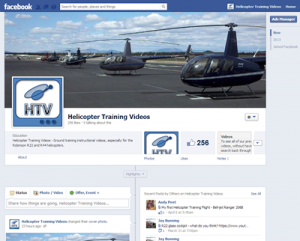 HTV on Facebook